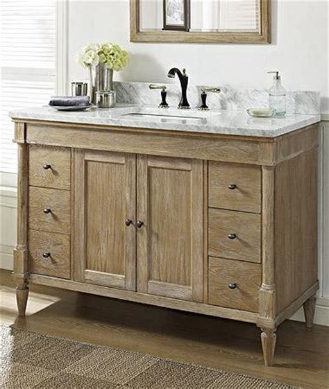 Fairmont Designs Rustic Chic Vanity by Fairmont Designs 142 V48 Rustic Chic 48 Inch Vanity In