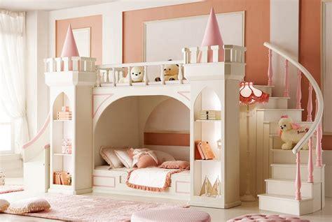 noble vogue kids castle bunk bed set   stairs