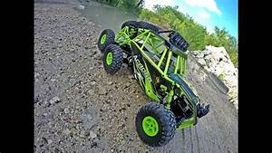 6 WHEELS FTW!! WLTOYS Crawler King 18628 Review!! - YouTube