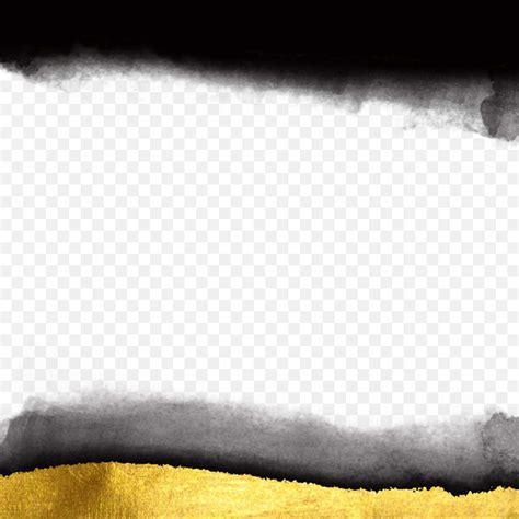 Flatshoes Hitam Gold background hitam emas elegan