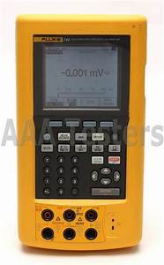 fluke 744 documenting process calibrator hart 275 ebay With fluke 744 documenting process calibrator