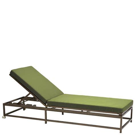 tropitone 591032 cabana club aluminum chaise lounge