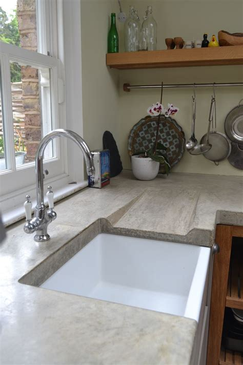 kitchen countertops uk 25 best ideas about polished concrete countertops on