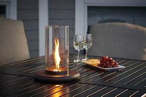 New Product Release  Intrigue Table Top Fire Feature