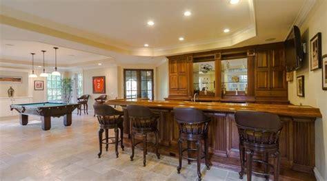 Basement Contractors Nj  Custom New Home Builder Nj