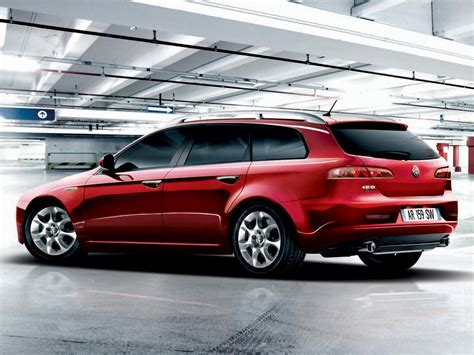 Alfa Romeo 159 Sportwagon by Alfa Romeo 159 Sportwagon Technical Details History