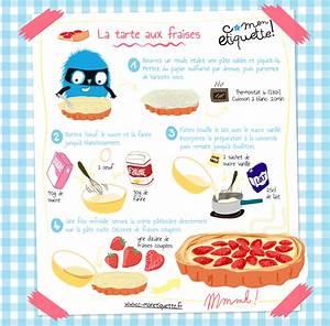 Recette De Gateau Pour Enfant : recette tarte aux fraises ~ Melissatoandfro.com Idées de Décoration
