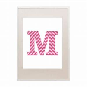 7 best images of pink letter m printables free free With monogrammed letter sheets