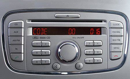 ford 6000 cd ford 6000 cd codes onlineradiocodes co uk
