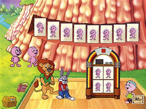 reader rabbit preschool sparkle rescue selectsoft 360 | LLREAPRSSJscr 002