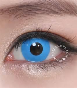 Blue Eyes Contact Lenses