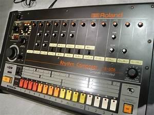 Roland TR 808 Repair Obsoletetechnology