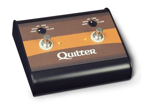 quilter amps