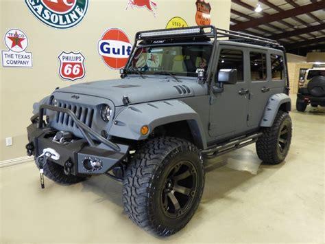 jeep kevlar 2015 jeep wrangler custom kevlar jeeps for sale
