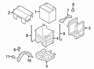 2015 Mazda Battery Box  Box  Battery  Telematics  Lighting  Electrical
