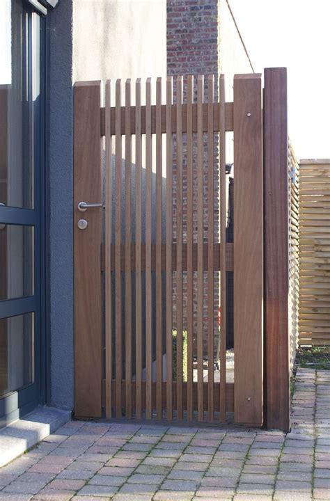Porte Exterieur Pour Jardin by Les 25 Meilleures Id 233 Es De La Cat 233 Gorie Portillon Sur