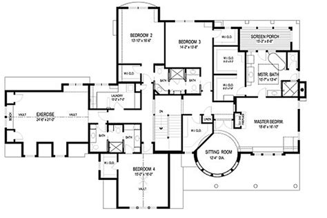 house plans with and bathrooms and shared baths to build