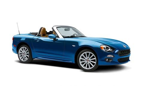 fiat spider 124 2017 fiat 124 spider wallpaper hd car wallpapers id 6051