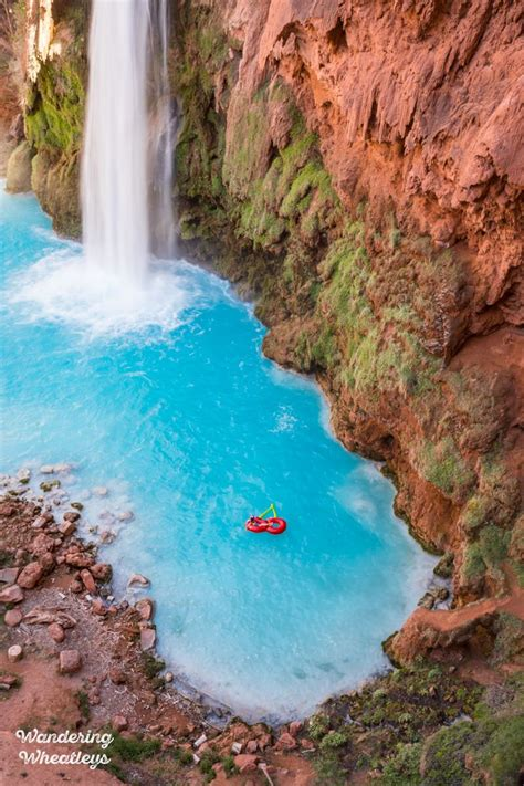 Hike To Havasu Falls 2020 How To Get Permits When To