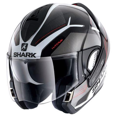 casque shark evoline casque shark evoline serie 3 hataum casque modulable motoblouz