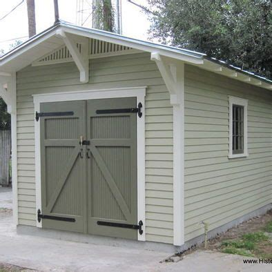 10 x15 storage shed for a bungalow by historic shed