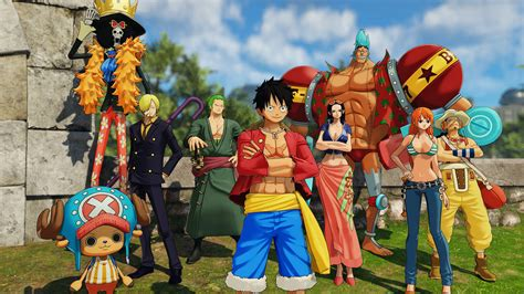 piece world seeker characters uhd  wallpaper pixelz