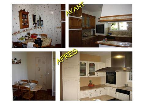 faire une cuisine en 3d relooking d une cuisine aménagée eyre déco