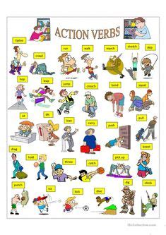 action verbs images action verbs