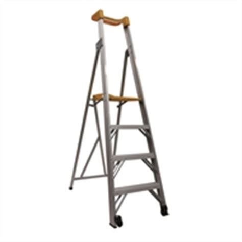 Bunnings Kitchen Ladder by Work Platforms Platform Step Ladders Available From