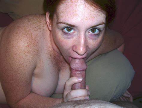 Bbw Freckles Taking By Huge Red Hair Dick