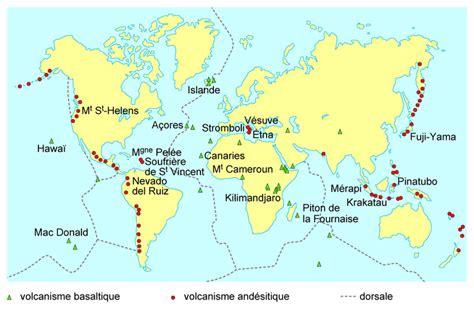 Carte Des Volcans Actifs Dans Le Monde by Le Site De L 233 Cole Primaire Publique La V 233 Tusienne Vivy