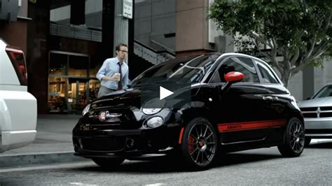 Fiat Bowl Commercial by 2012 Fiat 500 Abarth Commercial Bowl Xlvi On Vimeo