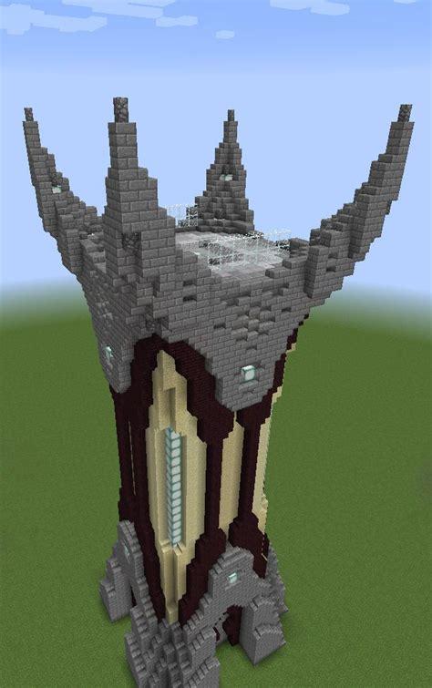 wizard tower   minecraft blueprints minecraft creations minecraft castle