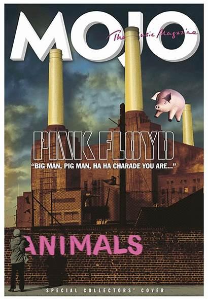 Pink Floyd Mojo Magazine Animals Lenticular Limited