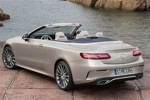 Nouvelle Mercedes Classe E : mercedes classe e cabriolet 2017 infos et photos officielles ~ Farleysfitness.com Idées de Décoration