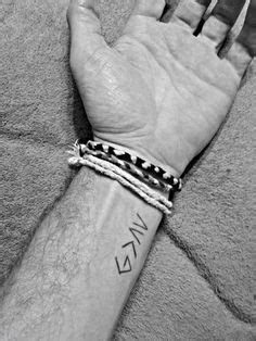 god is greater than the highs and lows placement - | Small tattoos for guys, Tattoos for guys