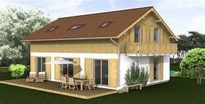 Haus Mit Holzverkleidung : haus garmisch h rle baut h user zum wohlf hlen ~ Articles-book.com Haus und Dekorationen