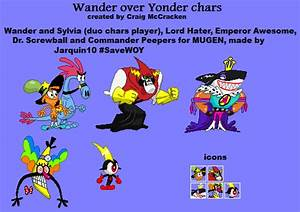 Wander over Yonder chars for MUGEN by Jarquin10 on DeviantArt