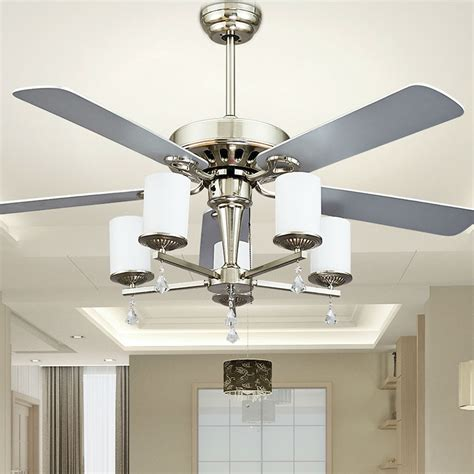 living room fans with lights fashion ceiling fan lights retro style fan ls bedroom