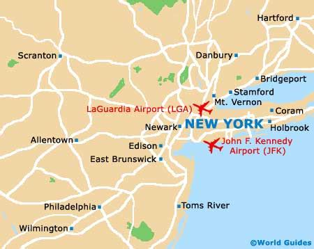 map   york john  kennedy airport jfk orientation