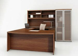 l shaped desk with credenza options modern l shape bow front executive office desk