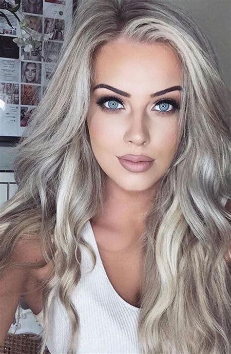 best hair color for grey hair gray hair color ideas 2018 2019 hair tutorial