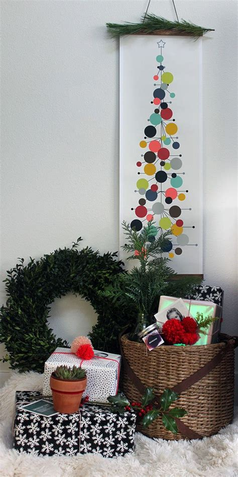 modern christmas trees ideas  pinterest