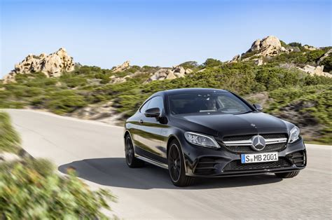 Mercedes C Class Coupe 2019 by 2019 Mercedes C Class Coupe And Cab Unveiled Top Speed