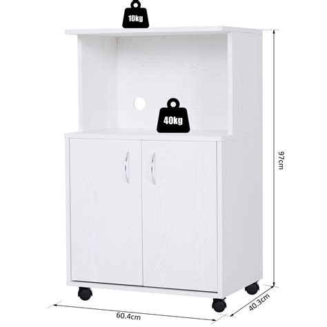 rolling kitchen cabinet for sale rolling kitchen trolley microwave cart 2 door cabinet