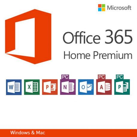 Office 365 Home Subscription by Microsoft Office 365 Home Premium Saish Technologies