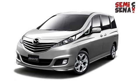 Review Mazda Biante by Harga Mazda Biante Review Spesifikasi Gambar Oktober
