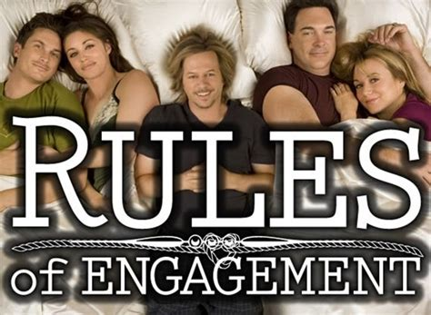 rules  engagement tv show air  track episodes  episode