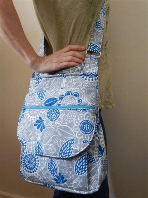 pandora hipster cross body bag  sewing pattern sew sell