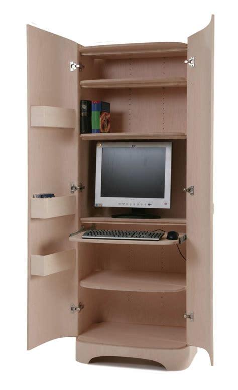 ikea bureau informatique armoire informatique et bureau pour ordinateur modernes